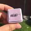 0.97ctw Georgian Collet Stud Peruzzi Cut Diamond Earrings 17