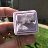 0.97ctw Georgian Collet Stud Peruzzi Cut Diamond Earrings 8