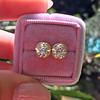 2.23ctw Old European Cut Diamond Stud Earrings 20