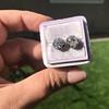 2.25ctw (est) Georgian Collet Stud Earrings 20