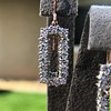 2.50ctw (est) Vintage Diamond Dangle Earrings 14