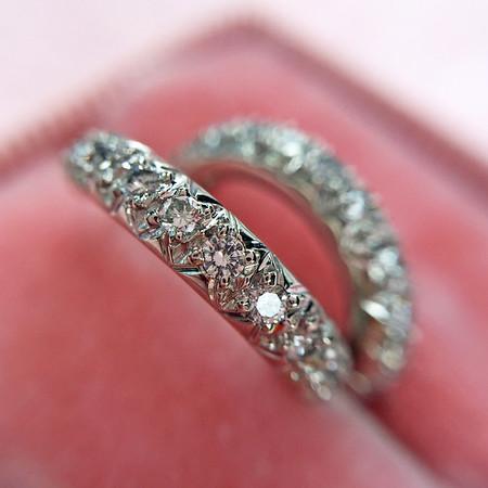 ".25ctw Round Brilliant Cut Diamond ""Huggie"" Earrings"