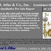 2.65ctw Vintage Old European Cut Diamond Cluster Earrings 7