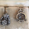 3.00ctw Victorian Antique Diamond Drop Earrings 7