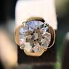 3.07ctw Old European Cut Diamond