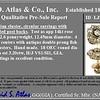 3.20ctw Old European Cut Victorian Cluster Earrings 1