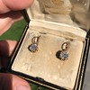 3.52ctw Antique Victorian Earrings with Coach Covers 24