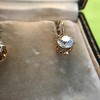 3.52ctw Antique Victorian Earrings with Coach Covers 14