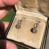 3.52ctw Antique Victorian Earrings with Coach Covers 25