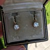 3.52ctw Antique Victorian Earrings with Coach Covers 17