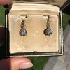 3.52ctw Antique Victorian Earrings with Coach Covers 27