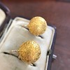 3.52ctw Antique Victorian Earrings with Coach Covers 3