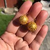 3.52ctw Antique Victorian Earrings with Coach Covers 9