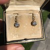 3.52ctw Antique Victorian Earrings with Coach Covers 31