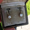 3.52ctw Antique Victorian Earrings with Coach Covers 16