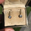 3.52ctw Antique Victorian Earrings with Coach Covers 19