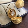 3.52ctw Antique Victorian Earrings with Coach Covers 0