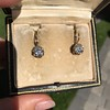 3.52ctw Antique Victorian Earrings with Coach Covers 28