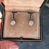 3.52ctw Antique Victorian Earrings with Coach Covers 30