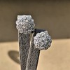 4.89ctw Vintage Cluster Old European Cut Diamond Earrings 27