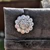 4.89ctw Vintage Cluster Old European Cut Diamond Earrings 20