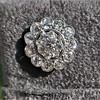 4.89ctw Vintage Cluster Old European Cut Diamond Earrings 15