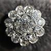 4.89ctw Vintage Cluster Old European Cut Diamond Earrings 23