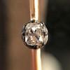 .60ctw Georgian Peruzzi Cut Diamond Trapezoid Hoops 6