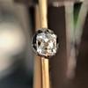 .60ctw Georgian Peruzzi Cut Diamond Trapezoid Hoops 9