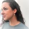 7.16ctw Old European Cut Diamond Double Drop Earrings 6