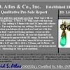 Antique Emerald and Diamond Day to Night Earrings 3