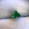 .85ctw Vintage Mismatched Emerald and Diamond Stud Earrings 28