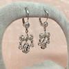 Penny Preville Petite Chandelier Diamond Earrings 4