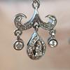 Penny Preville Petite Chandelier Diamond Earrings 6