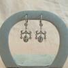Penny Preville Petite Chandelier Diamond Earrings 7
