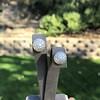2.20ctw Diamond Dome Pave Stud Earrings 20