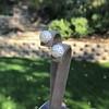 2.20ctw Diamond Dome Pave Stud Earrings 1