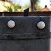 2.20ctw Diamond Dome Pave Stud Earrings 12