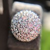 2.20ctw Diamond Dome Pave Stud Earrings 26