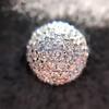 2.20ctw Diamond Dome Pave Stud Earrings 18