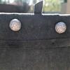2.20ctw Diamond Dome Pave Stud Earrings 8