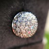 2.20ctw Diamond Dome Pave Stud Earrings 6