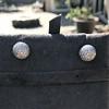 2.20ctw Diamond Dome Pave Stud Earrings 13