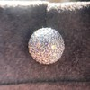 2.20ctw Diamond Dome Pave Stud Earrings 34
