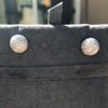 2.20ctw Diamond Dome Pave Stud Earrings 2