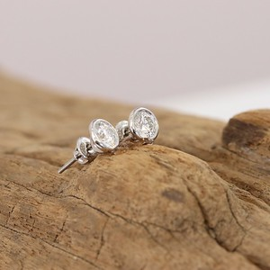 1.60ctw Diamond Earrings, Elsa Peretti for Tiffany & Co