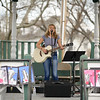 2/23/16 TOWNSEND-- Paige Zacharakis of Pepperell doing a solo performance on Saturday at Townsend's annual Earth Day Celebration held on the common.  (Photo/Jeff Porter)