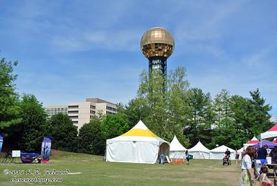 Earth Day at the World's Fair Park