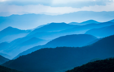 Blue Ridge Mountains, Pisgah National Forest