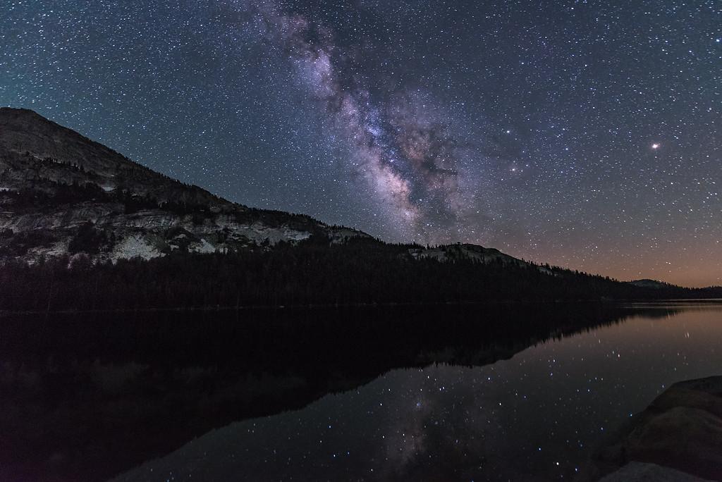 Tenaya Lake, Yosemite, CA